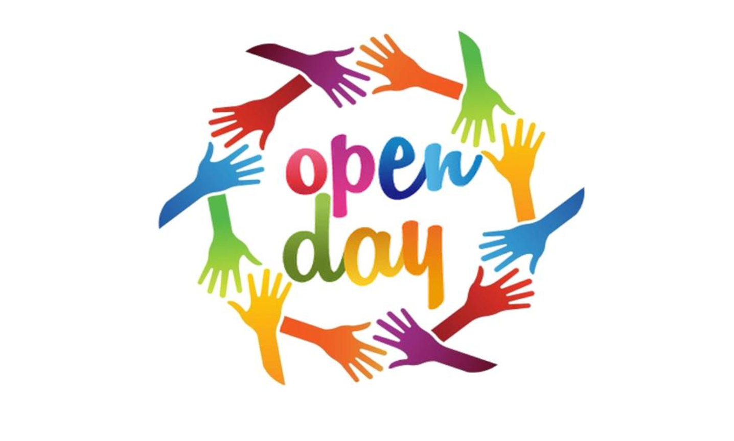 Open Day: 05.03.2020