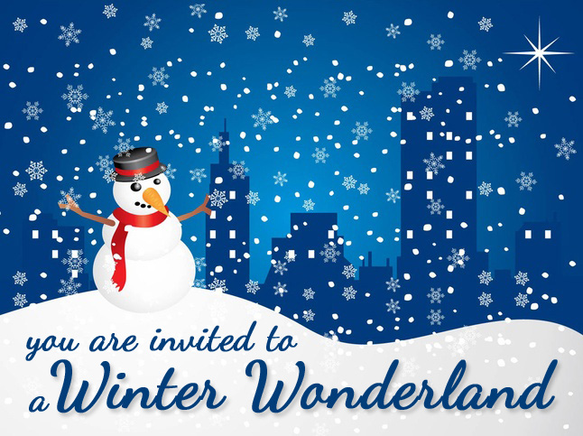 Winter Wonderland 13th of December 14:15-19:00